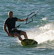 Kite Surfer 05 Poster