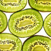 Kiwi Fruit IIi Poster