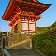 Kiyomizudera Temple Poster