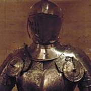 Knight In Shining Armor Poster