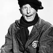 Knock On Wood, Danny Kaye, 1954 Poster