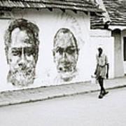 Kochi Urban Art Poster