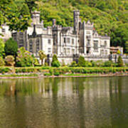 Kylemore Abbey 2 Poster