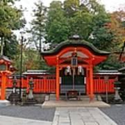 Kyoto Fushimi Shrine-1 Poster