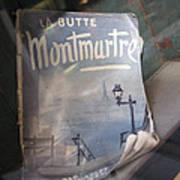 La Butte Poster