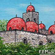 La Chiesa Di San Giovanni Degli Eremiti  Poster