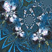 La Danse Des Papillons Poster