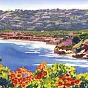 La Jolla Beach And Tennis Club Poster