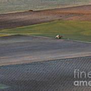 La Mancha Landscape - Spain Series-siete Poster