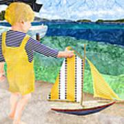 La Mer Poster by Robin Morgan