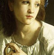 La Petite Ophelie Poster