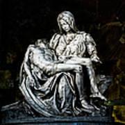 La Pieta Poster
