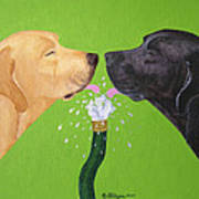 Labs Like To Share 2 Poster