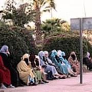 Ladies In Waiting Poster