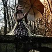 Lady Rain Poster