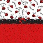 Ladybugs Occasion Poster