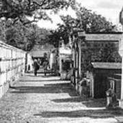 Lafayette Cemetery 2 Poster
