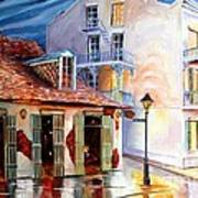Lafitte's Guest House On Bourbon Poster