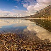 Lago Di Annone Poster