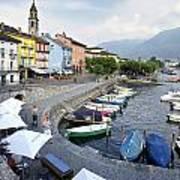 Lago Maggiore Ascona Poster