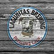 Lagunitas Brewing Poster