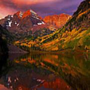 Lake 4 Poster