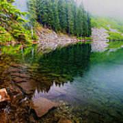 Lake 8 Poster