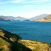 Lake Hawea Poster