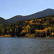 Lake Isabel Poster