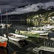 Lake Maggiore Ascona 1 Poster