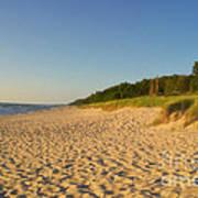 Lake Michigan Dunes 03 Poster