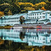 Lake Morey Inn And Resort Poster