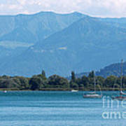 Lake Of Constance Poster