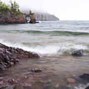 Lake Superior Tettegouche 2 Poster