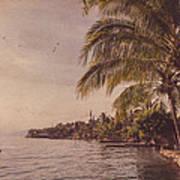 Lake Toba Poster