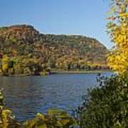 Lake Winona Autumn 9 Poster