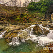 Lakeland Stream Poster