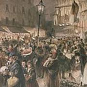 Lambeth Market Poster