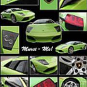 Lambo - Murci-me - Poster Poster