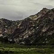 Lamoille Canyon End Poster
