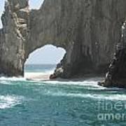 Lands End Beach - Cabo San Lucas Mexico Poster