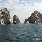 Lands End - Cabo San Lucas Mexico Poster