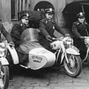 Landshut City Police Poster