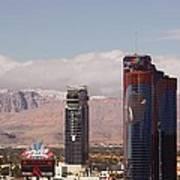 Las Vegas. Rio Poster