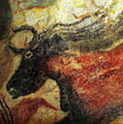 Lascaux II Number 2 - Horizontal Poster