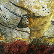 Lascaux II Number 3 - Vertical Poster