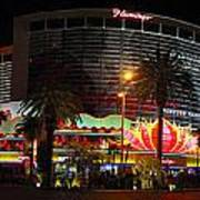 Las Vegas - The Flamingo Panoramic Poster