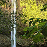 Latourell Falls I Poster