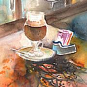 Latte Macchiato In Italy 02 Poster