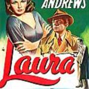 Laura Poster by MMG Archives